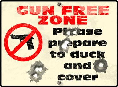 Pro-Gun Bill Fixed Utah Gun-Free School Zones