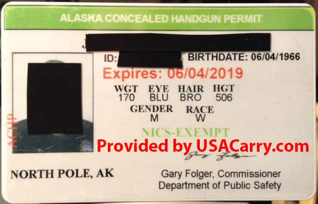 Rhode Island Concealed Carry Permit