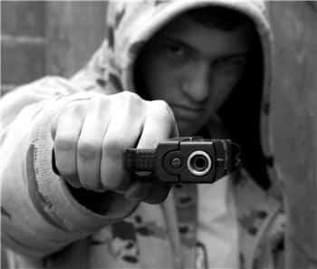 Main Pointing Gun