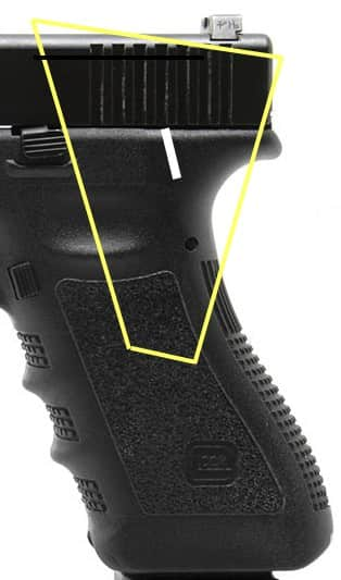 Glock Manual Safety Kit Install Area