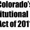 Colorado Constitutional Carry