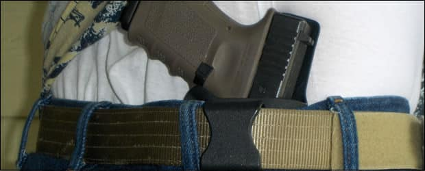 The #1 Holster for Concealed Carry?