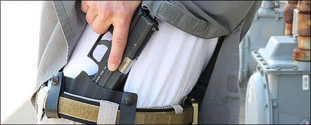 Why Do You Carry Concealed?