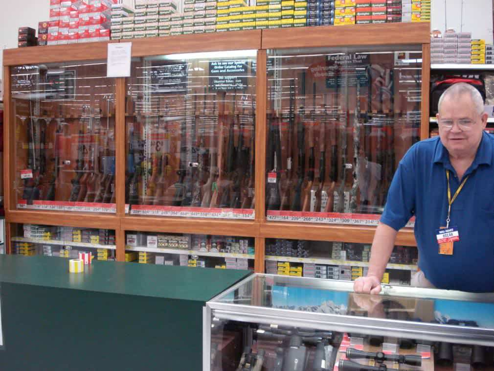 Walmart Goes Back to the Future with Fabrics, Fishing and Firearms