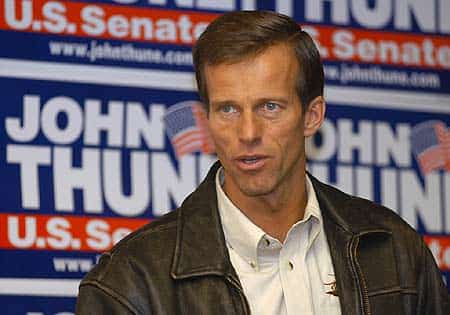Senator Thune Introducing Another National Reciprocity Bill.