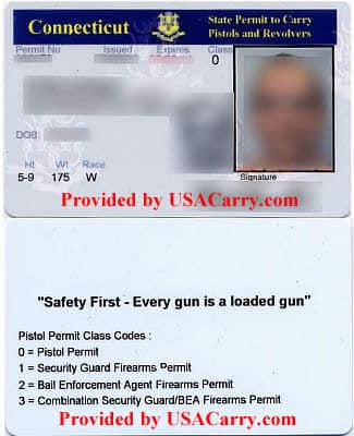 Connecticut Concealed Carry Permit