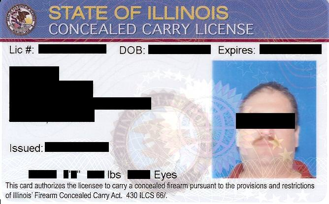 Concealed Carry On Private Property Ohio