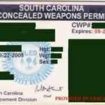 South Carolina Concealed Carry Permit