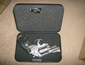 Fig. 3 - Model 66-1 .357 Mag. Revolver