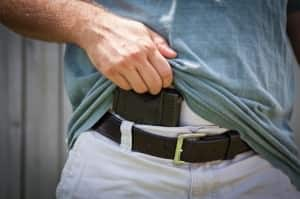 One More Example Why You Should Always Use a Holster