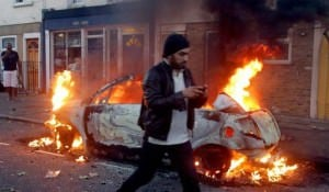 Brit Riots Show Need for Right To Keep and Bear Arms, Says CCRKBA