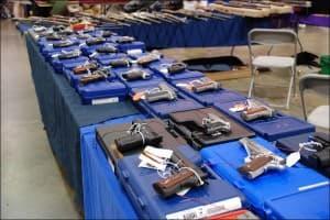 Gun Sales Continue to Rise