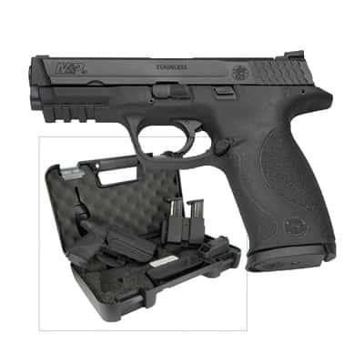 Smith & Wesson M&P40 pistol