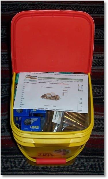 bulk ammunition storage