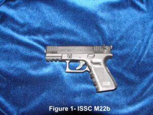 ISSC-Austria M22b Pistol