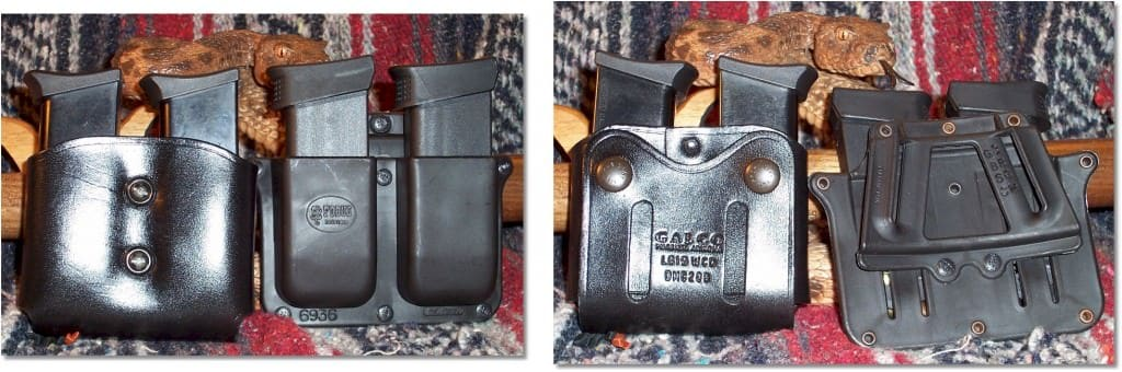 Fobus Magazine Carrier for Glock G36/S&W M&P 45 Review