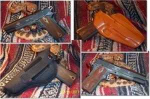 """GSG M1911 HGA 22 LR 5"""" BRL WDGP 10RD Pistol"""