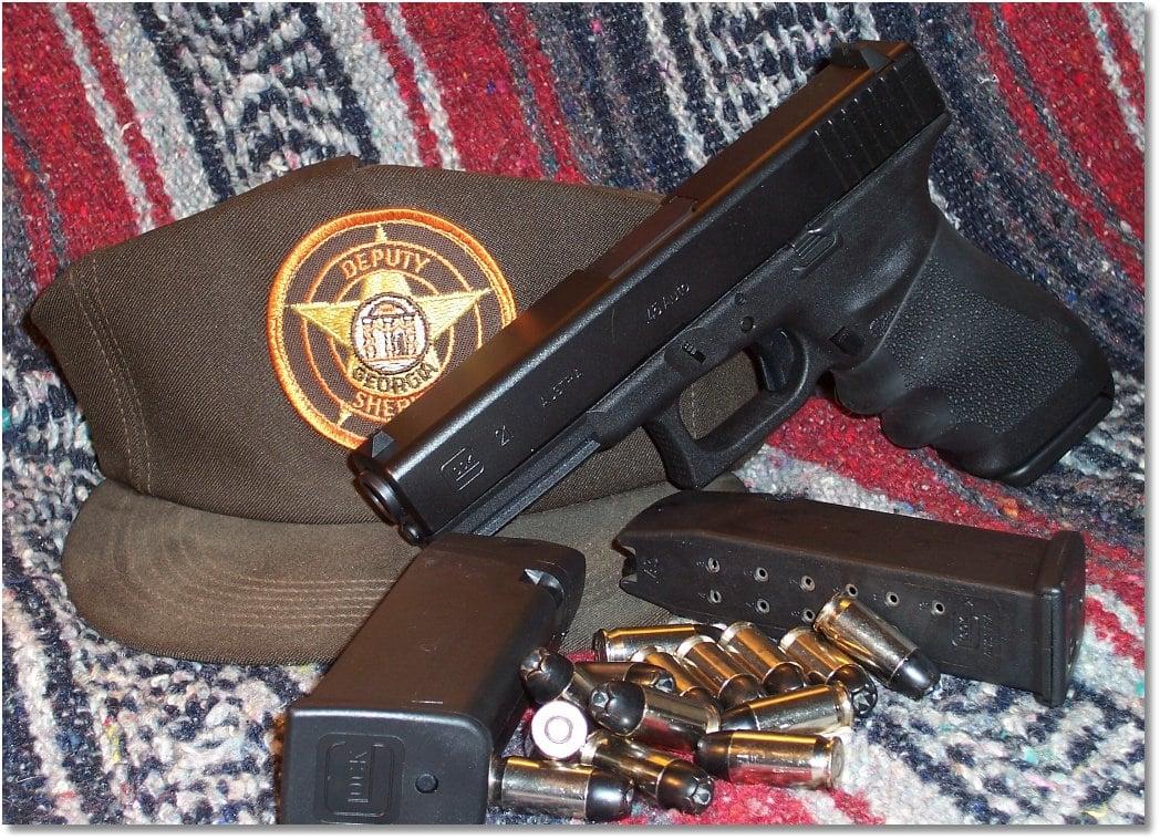 Driving A Lead Sled – The Glock G21SF .45 ACP Pistol