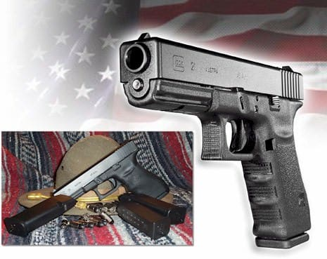 Glock G21SF .45 ACP Pistol