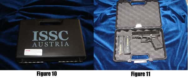 ISSC-Austria M22b Pistol Packaging