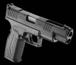 XDM-5.25 Competition Series Now Available in 45ACP