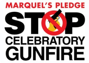 Celebratory Gunfire - A Year Round Vigilance