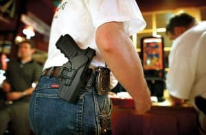 The Right to Bear Arms - Openly