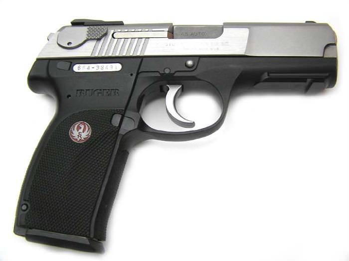 Ruger P345 Evaluation