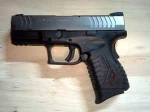 "Springfield XDM 9mm Compact 3.8"""