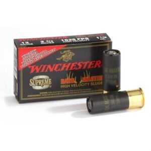 Winchester Supreme Rackmaster Rifled Slug