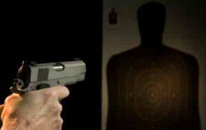 Dad Shoots Son at Gun Range