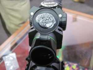Leupold Takes on Zombies with a New VX-R Scope