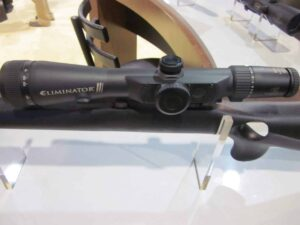 State of the Art Shooting with the Burris Eliminator III