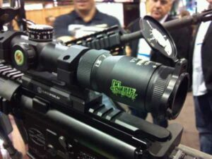 Leupold VX-R Zombie Rifle Scope