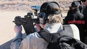 SHOT Show Media Day Products from KRISS, Trijicon and EOTech!