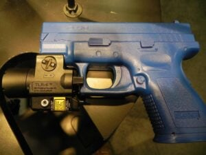 Streamlight's TLR-4
