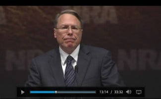 Wayne LaPierre's speech at the Meeting of Members 2012
