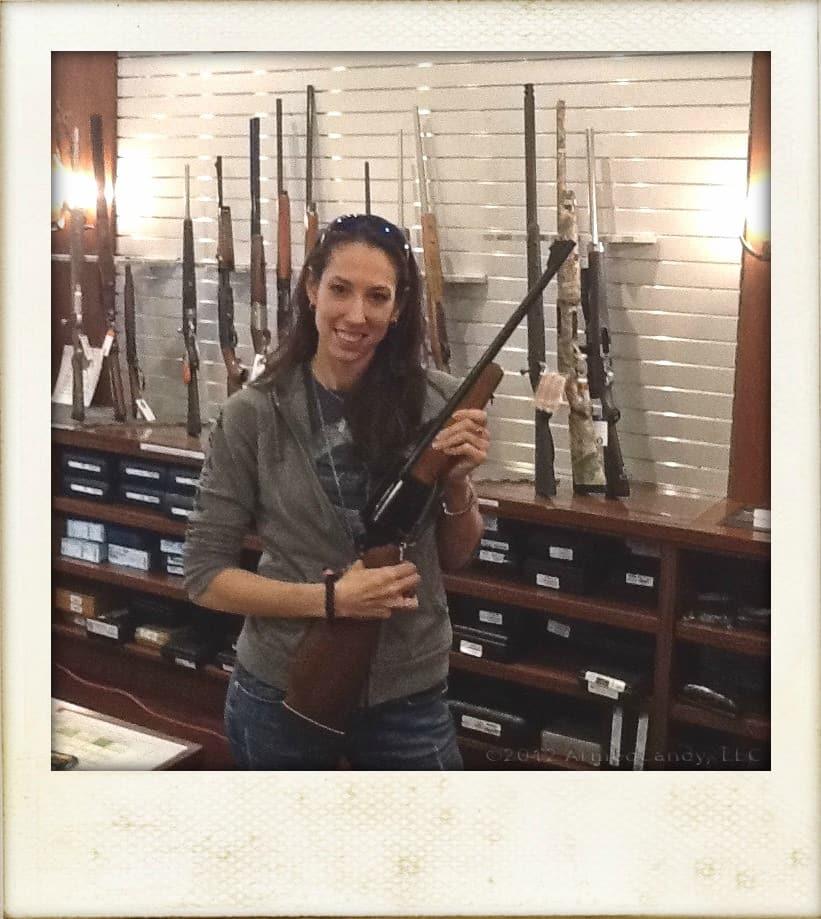 Women That Love Guns