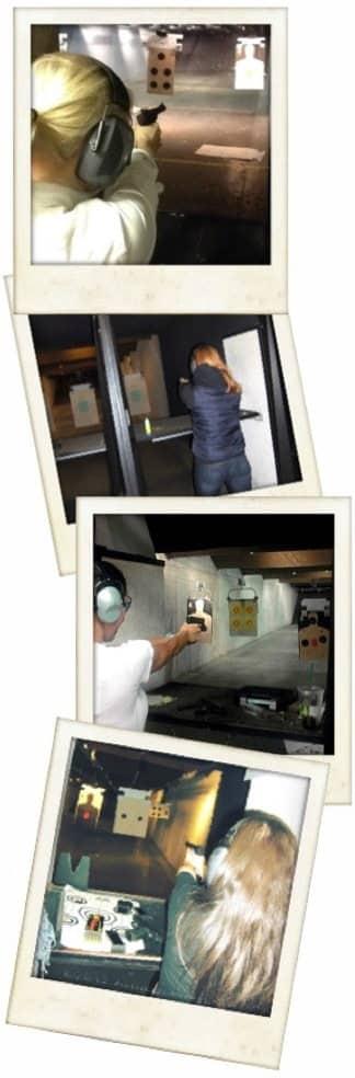 Women That Love Handguns