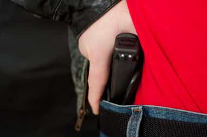 8 Things to Consider When Choosing a Concealed Carry Holster