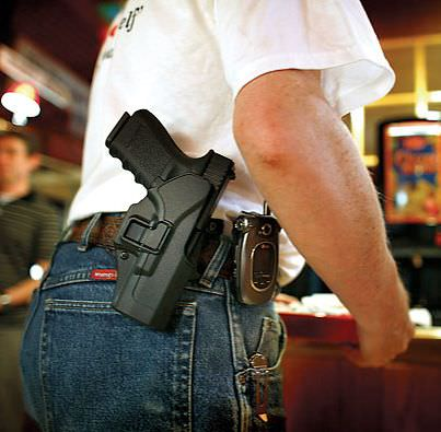 Open Carry a-ok in Oklahoma