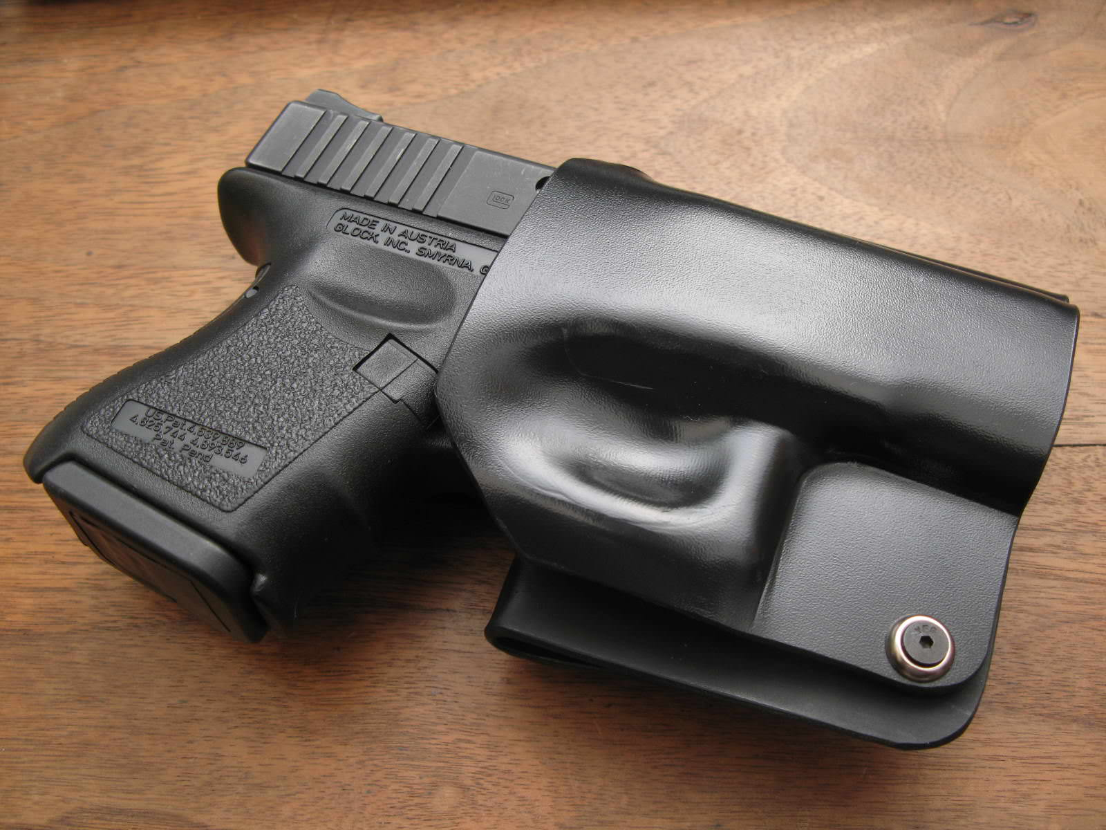 What's In Your Holster?