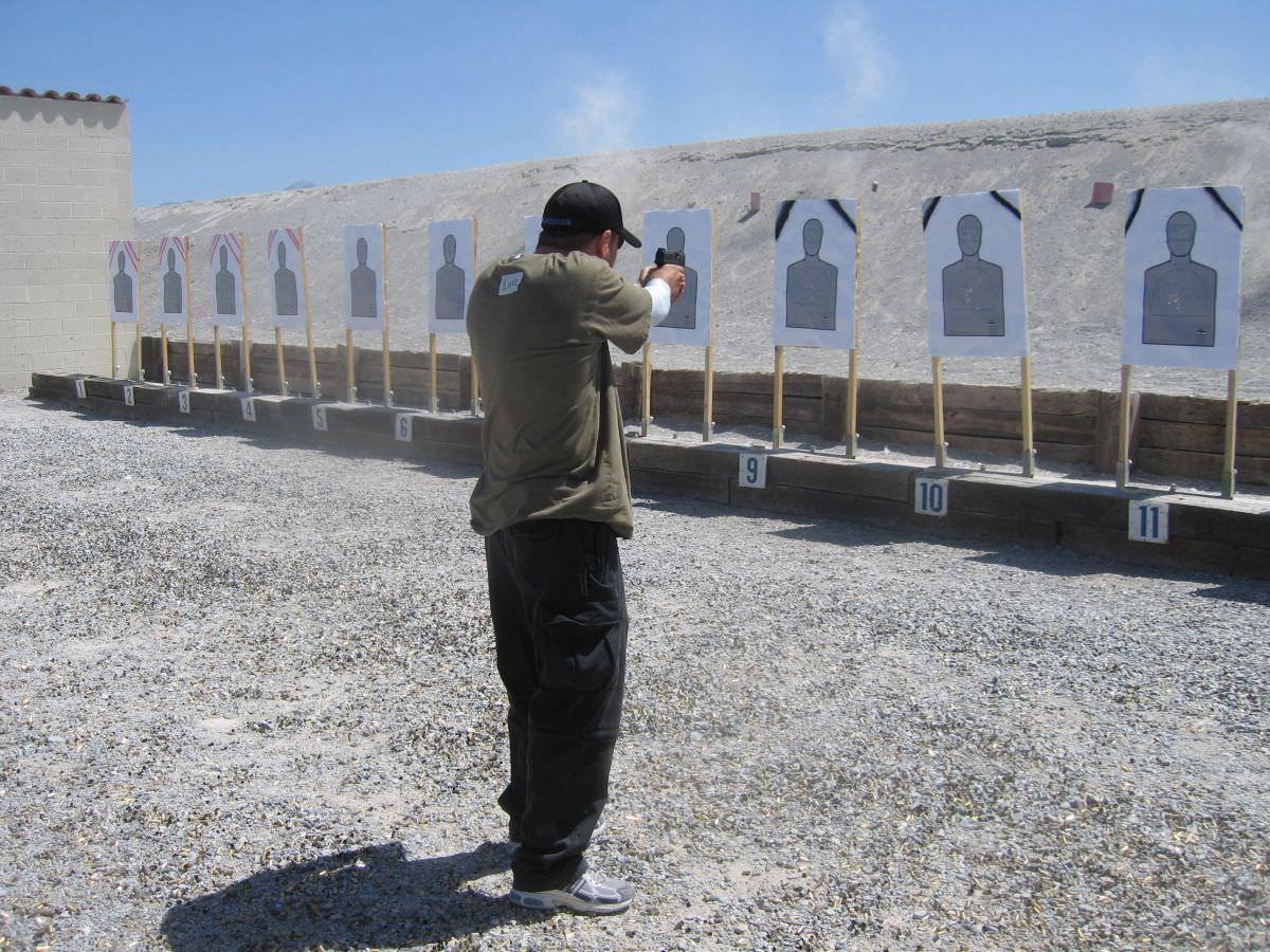 Point Shooting & Concealed Carry Drills