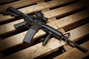 Should you have optics on your rifle?