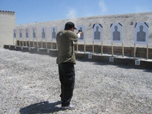 Concealed Carry Drill Part Two