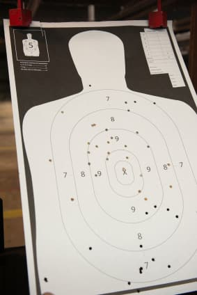 Do You Shoot Human-like Targets?