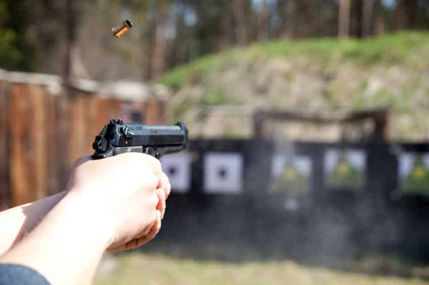 Why You Need to Learn to Move With a Loaded Firearm