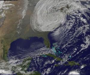 The East Coast Storm and 72-hour kits