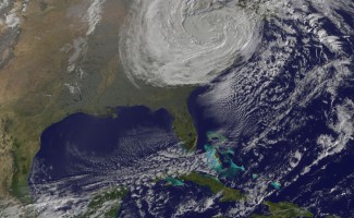 The East Coast Storm and 72-hour kits