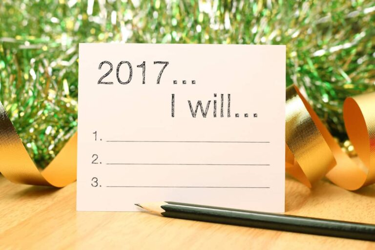 Top 8 New Year's Resolutions for Gun Owners